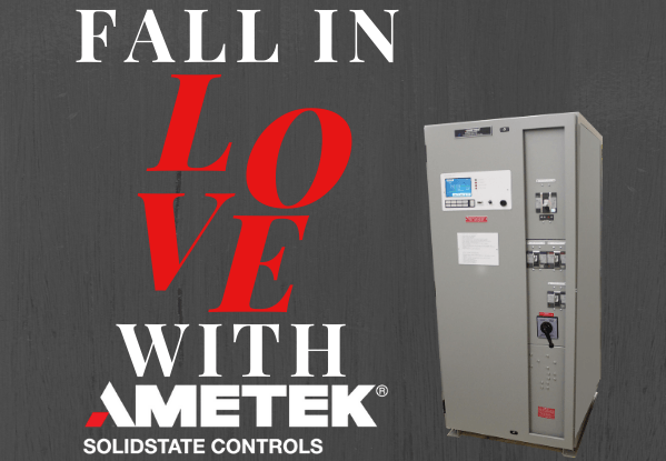 Blog: Fall In Love With AMETEK Solidstate Controls
