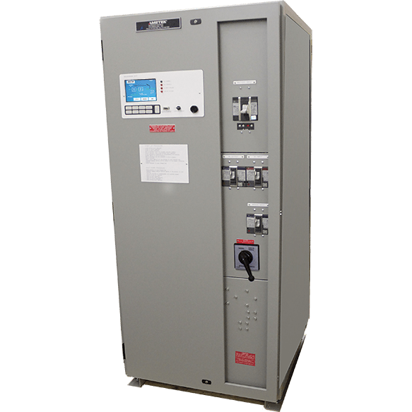 Industrial Uninterruptible Power Supply Systems